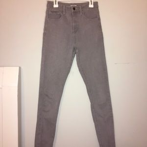 Forever 21 Pants & Jumpsuits - Gray Jeans